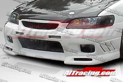 AIT Racing - Honda Accord AIT Racing EVO3 Style Front Bumper - HA98HIEVO3FB2