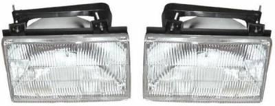 Custom - Clear Headlights