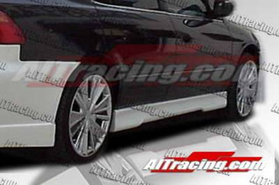 AIT Racing - Honda Accord AIT Racing EVO4 Style Side Skirts - HA98HIEVO4SS2