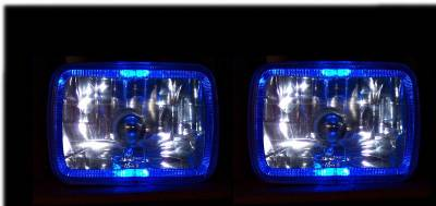 Custom - Angel Eye Headlights