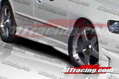 AIT Racing - Honda Accord AIT Racing M3 Style Side Skirts - HA98HIM3SSS4