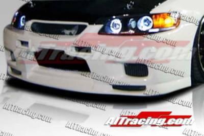 AIT Racing - Honda Accord AIT Racing R33 Style Front Bumper - HA98HIR33FB4