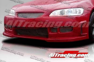 AIT Racing - Honda Accord AIT Racing Revolution Style Front Bumper - HA98HIREVFB2