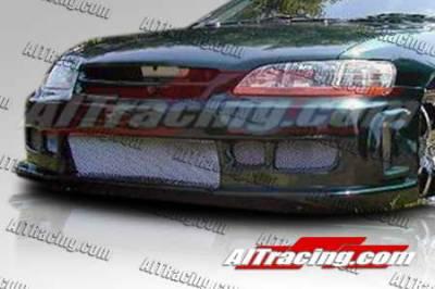 AIT Racing - Honda Accord AIT Racing Revolution Style Front Bumper - HA98HIREVFB4