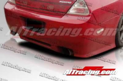 AIT Racing - Honda Accord AIT Racing Revolution Style Rear Bumper - HA98HIREVRB2