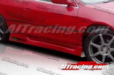 AIT Racing - Honda Accord AIT Racing Revolution Style Side Skirts - HA98HIREVSS2