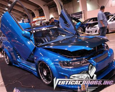 Vertical Doors Inc - Acura CL VDI Vertical Lambo Door Hinge Kit - Direct Bolt On - VDCACL9699