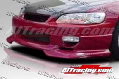 AIT Racing - Honda Accord AIT Racing SF2 Style Front Bumper - HA98HISF2FB2
