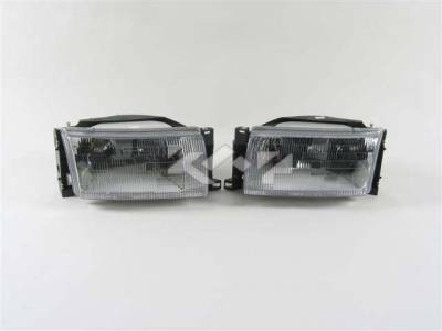 Custom - Clear Headlights