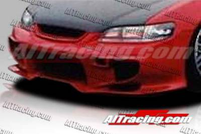 AIT Racing - Honda Accord AIT Racing VS2 Style Front Bumper - HA98HIVS2FB