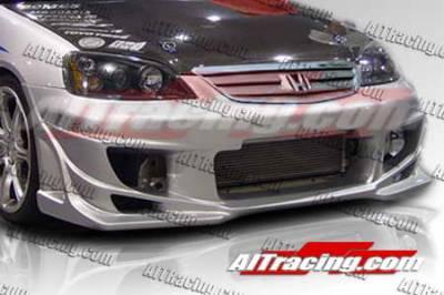 AIT Racing - Honda Civic AIT Racing BMX Style Front Bumper - HC01HIBMXFB