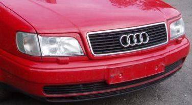Custom - Audi 100 S4 Headlights
