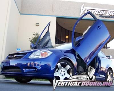 Vertical Doors Inc - Chevrolet Cobalt VDI Vertical Lambo Door Hinge Kit - Direct Bolt On - VDCCHEVYCOB0409