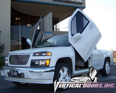Vertical Doors Inc - Chevrolet Colorado VDI Vertical Lambo Door Hinge Kit - Direct Bolt On - VDCCHEVYCOL0407