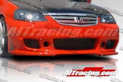 AIT Racing - Honda Civic AIT Racing Zen Style Front Bumper - HC01HIZENFB