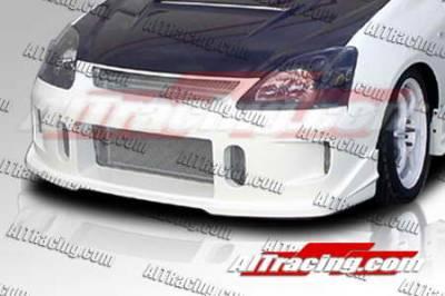 AIT Racing - Honda Civic AIT Racing BCN1 Style Front Bumper - HC03HIBCN1FB