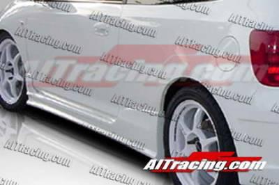 AIT Racing - Honda Civic AIT Racing BCN1 Style Side Skirts - HC03HIBCN1SS