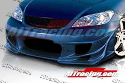AIT Racing - Honda Civic AIT Racing BMX Style Front Bumper - HC04HIBMXFB