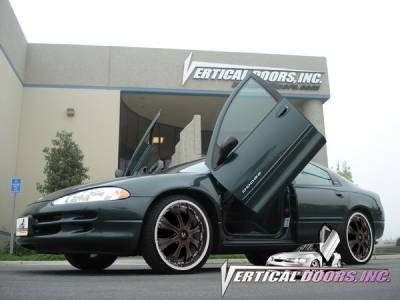 Vertical Doors Inc - Dodge Intrepid VDI Vertical Lambo Door Hinge Kit - Direct Bolt On - VDCDINT9304