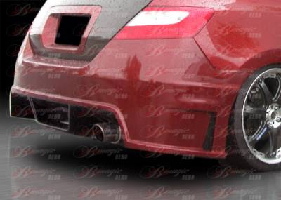AIT Racing - Honda Civic 2DR AIT Racing Ace Style B-Magic Rear Bumper - HC06BMACERB2
