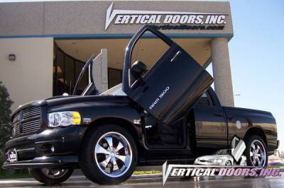 Vertical Doors Inc - Dodge Ram VDI Vertical Lambo Door Hinge Kit - Direct Bolt On - VDCDRAM0208