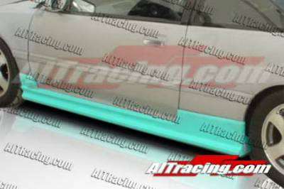 AIT Racing - Honda Civic HB AIT Racing BC Style Side Skirts - HC88HIBCN2SS2