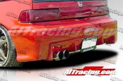 AIT Racing - Honda Civic HB AIT Racing BC Style Rear Bumper - HC88HIBCSRB3