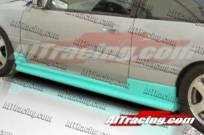 AIT Racing - Honda Civic HB AIT Racing BC Style Side Skirts - HC88HIBCSSS3