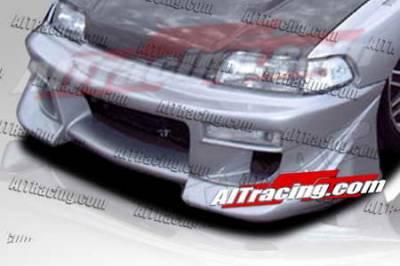 AIT Racing - Honda Civic HB AIT Racing BZ Style Front Bumper - HC88HIBZSFB