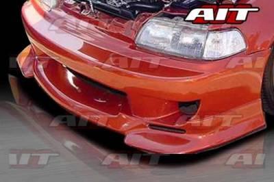 AIT Racing - Honda Civic HB AIT SFI Style Front Bumper - HC88HISFIFB