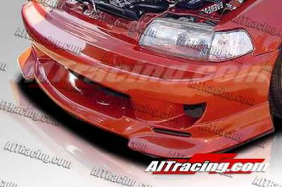 AIT Racing - Honda Civic HB AIT Racing SF Style Front Bumper - HC88HISFSFB