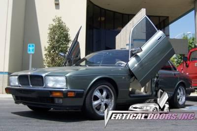 Vertical Doors Inc - Jaguar XJ12 VDI Vertical Lambo Door Hinge Kit - Direct Bolt On - VDCJAGXJ8092
