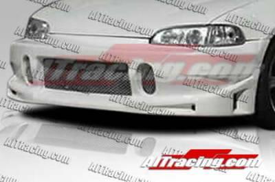AIT Racing - Honda Civic 4DR AIT Racing BC Style Front Bumper - HC92HIBCSFB4