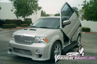 Vertical Doors Inc - Lincoln Navigator VDI Vertical Lambo Door Hinge Kit - Direct Bolt On - VDCLN9702