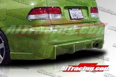 AIT Racing - Honda Civic AIT Racing BC Style Rear Bumper - HC92HIBCSRB
