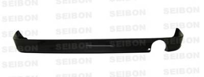 Seibon - Lexus IS Seibon TA Style Carbon Fiber Rear Lip - RL0003LXIS-TA