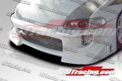 AIT Racing - Honda Civic AIT Racing BZ Style Front Bumper - HC92HIBZSFB