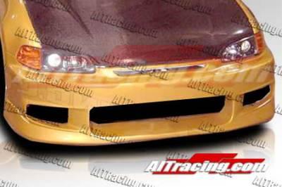 AIT Racing - Honda Civic 2DR AIT Racing CW Style Front Bumper - HC92HICWSFB