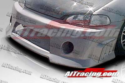 AIT Racing - Honda Civic 2DR AIT Racing Feels Style Front Bumper - HC92HIFLSFB