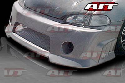 AIT Racing - Honda Civic AIT Racing Feels Style Front Bumper - HC92HIFLSFB2