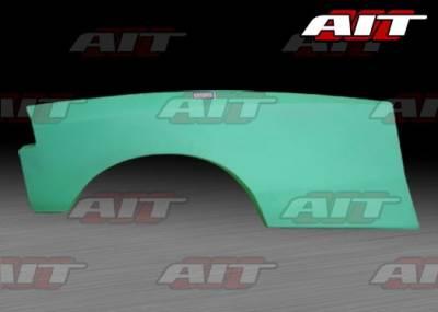 AIT Racing - Honda Civic HB AIT Feels Style Wide Rear Panel - HC92HIFLSRF3