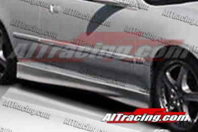AIT Racing - Honda Civic AIT Racing M3 Style Side Skirts - HC92HIM3SSS2