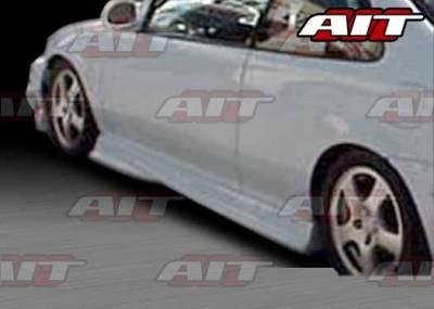 AIT Racing - Honda Civic HB AIT M3 Style Side Skirts - HC92HIM3SSS3