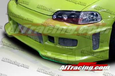 AIT Racing - Honda Civic 2DR AIT Racing Revolution Style Front Bumper - HC92HIREVFB