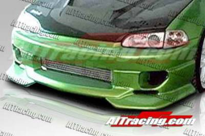 AIT Racing - Honda Civic 2DR AIT Racing SF2 Style Front Bumper - HC92HISF2FB