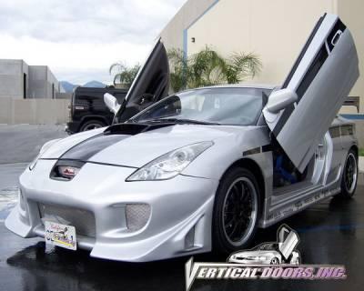 Vertical Doors Inc - Toyota Celica VDI Vertical Lambo Door Hinge Kit - Direct Bolt On - VDCTOYCEL0005