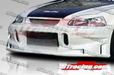 AIT Racing - Honda Civic AIT Racing BC Style Front Bumper - HC96HIBCSFB