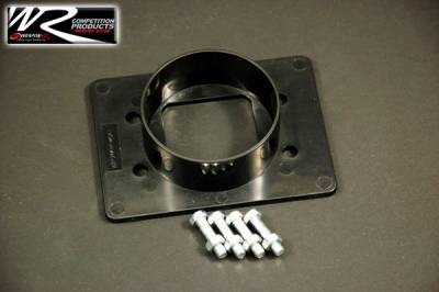 Weapon R - Mazda RX-7 Weapon R Secret Weapon Air Flow Meter Adapter Filter Kit - 310-111-101