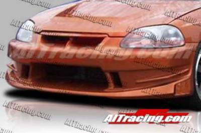 AIT Racing - Honda Civic AIT Racing BMX Style Front Bumper - HC96HIBMXFB