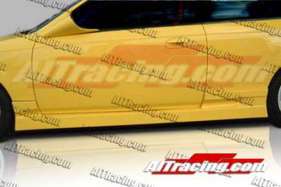 AIT Racing - Honda Civic AIT Racing BMX Style Side Skirts - HC96HIBMXSS